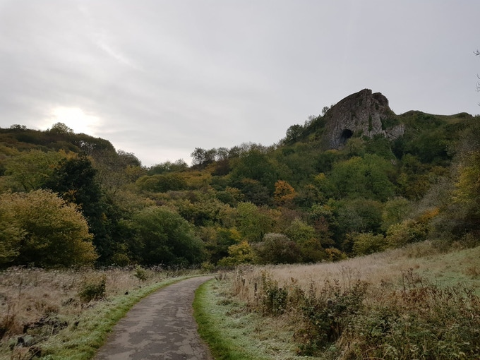 'Dragons Tooth' location