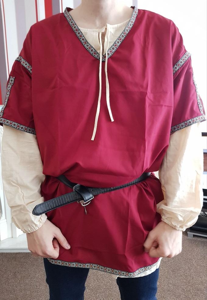 Prototype bandit tunic