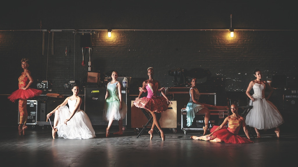 The Brooklyn Nutcracker at Kings Theatre project video thumbnail