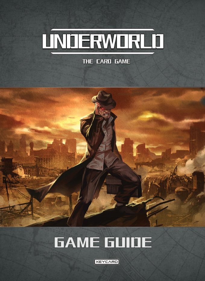 UnderWorld: The Card Game - Expand Your Imagination ! by Key