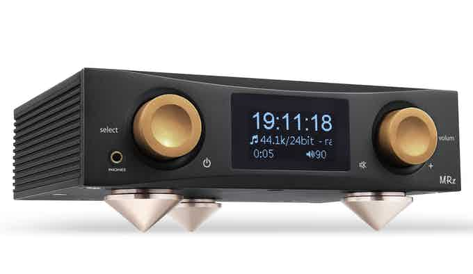 MRz+ Upgraded with Audiophile Headphone Amp