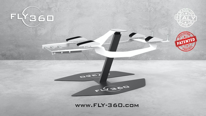 Fly360 Platinum Edition