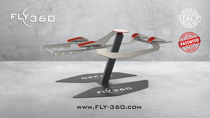 Fly360 Titanium Edition