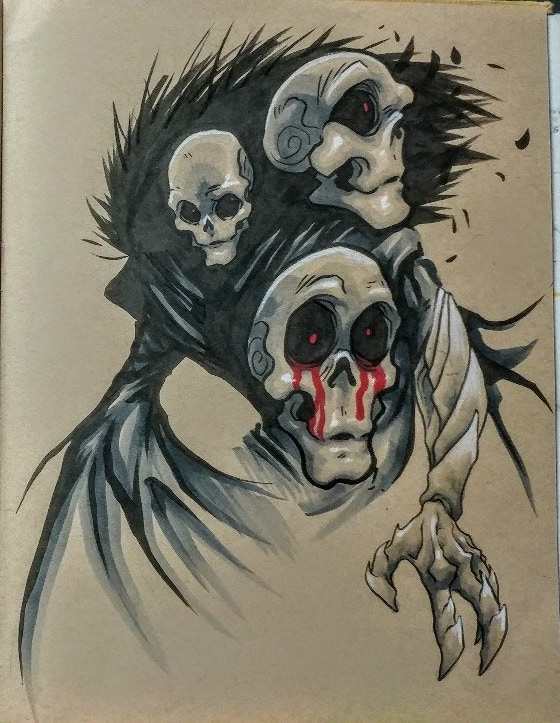 The Reaper's original design.
