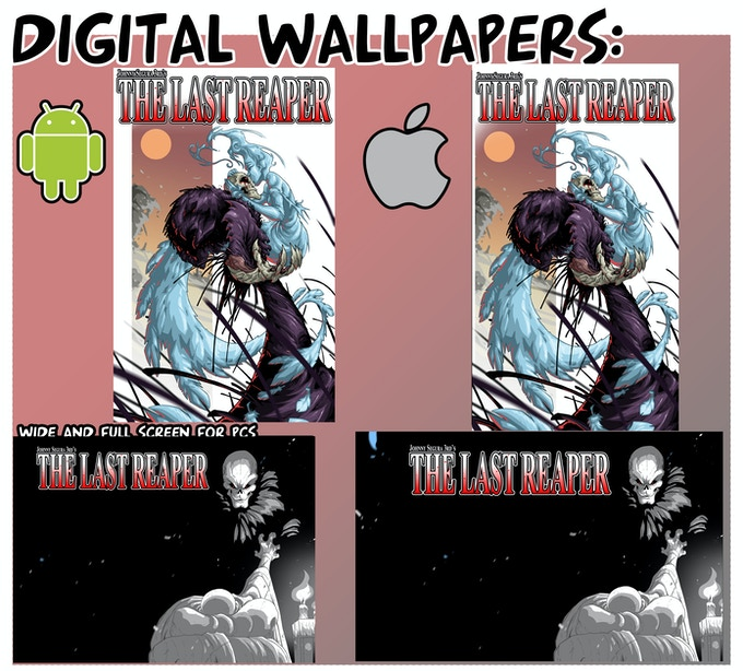 The digital wallpapers for you pc and mobile devices.