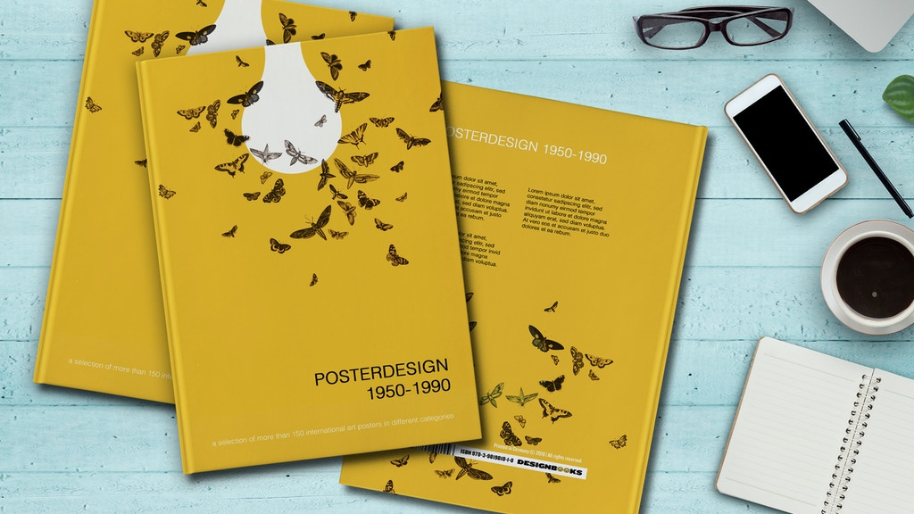 POSTERDESIGN 1950-1990 // International artwork on 180 pages project video thumbnail