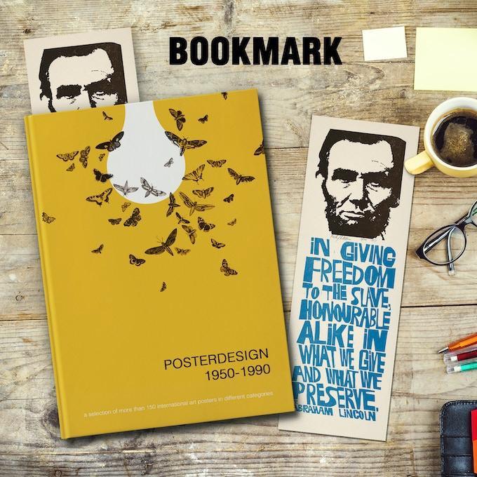 STRETCHGOAL 5K // Lincoln Bookmark