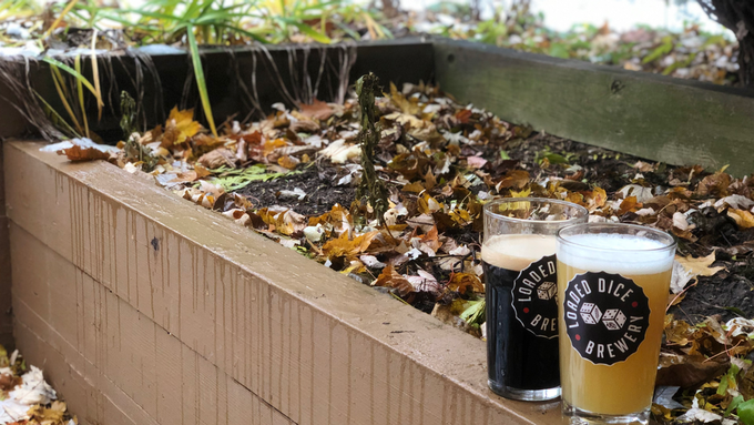 Fall air. Cool breeze. Great beer.