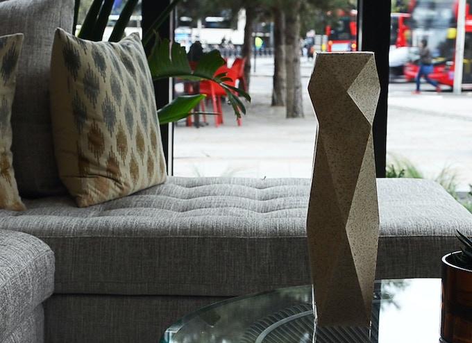 Rooibos Centre Piece Vase
