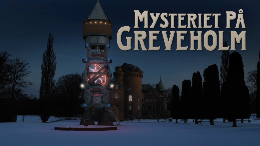 Mysteriet på Greveholm - Datorspelet