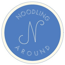Noodling Around Logo