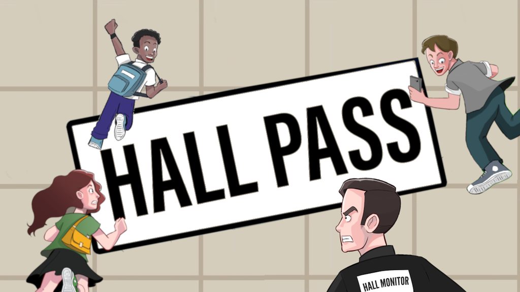 HALL PASS: The Board Game project video thumbnail