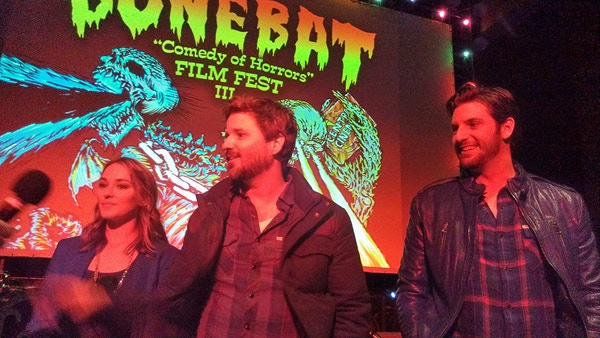 The Filmmakers behind BUCK WILD at our 2013 Fest!
