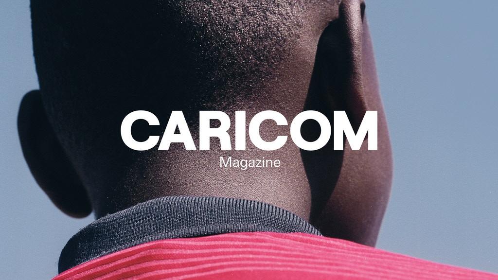 CARICOM Magazine Issue Two project video thumbnail