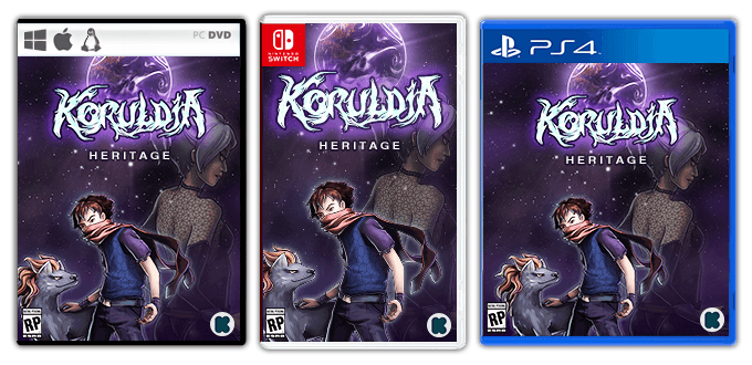 Limited collector's edition with Kickstarter-exclusive art! (cover is not final)