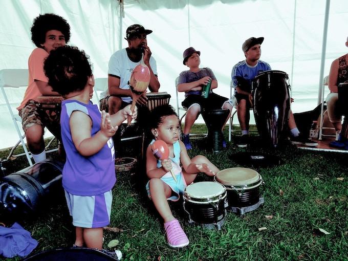 Coltrane Day Festival Workshop