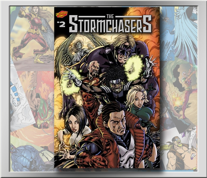 Stormchasers #2 cover image