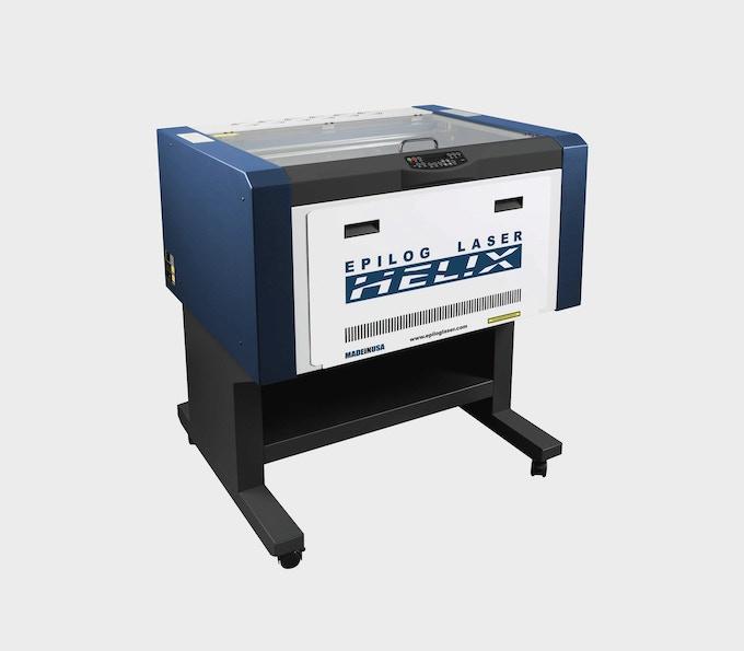 Epilog Helix 24, 60W laser cutter