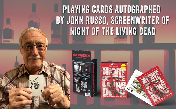 John A. Russo Co-Creator & Author of Night of the Living Dead