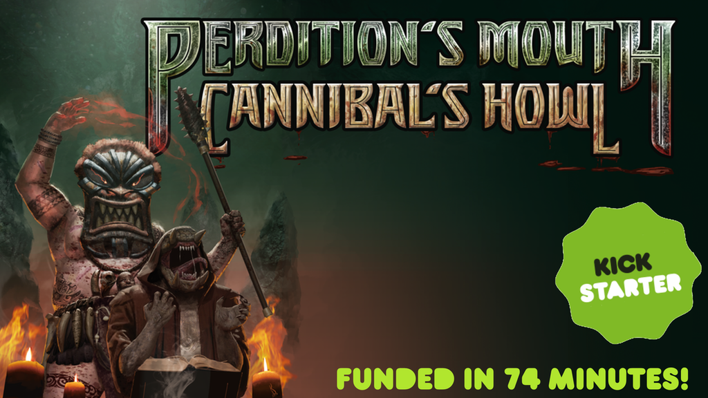 Perdition's Mouth: Cannibal's Howl mini-expansion project video thumbnail