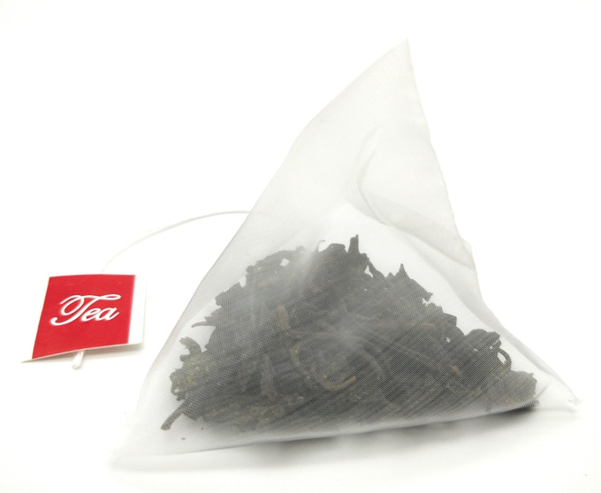 A Forgotten Tea 2.0 (Organic whole leaf tea sachet)