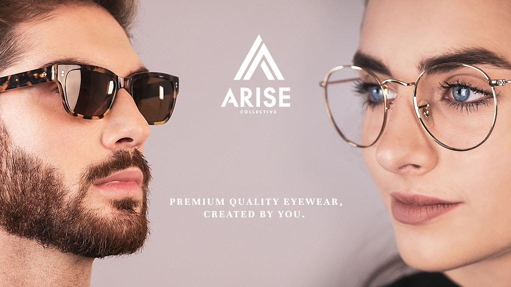 Arise Collective: Premium quality glasses custom made by you