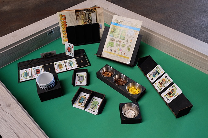 A selection of our tools / Eine Auswahl unserer Zubehörteile