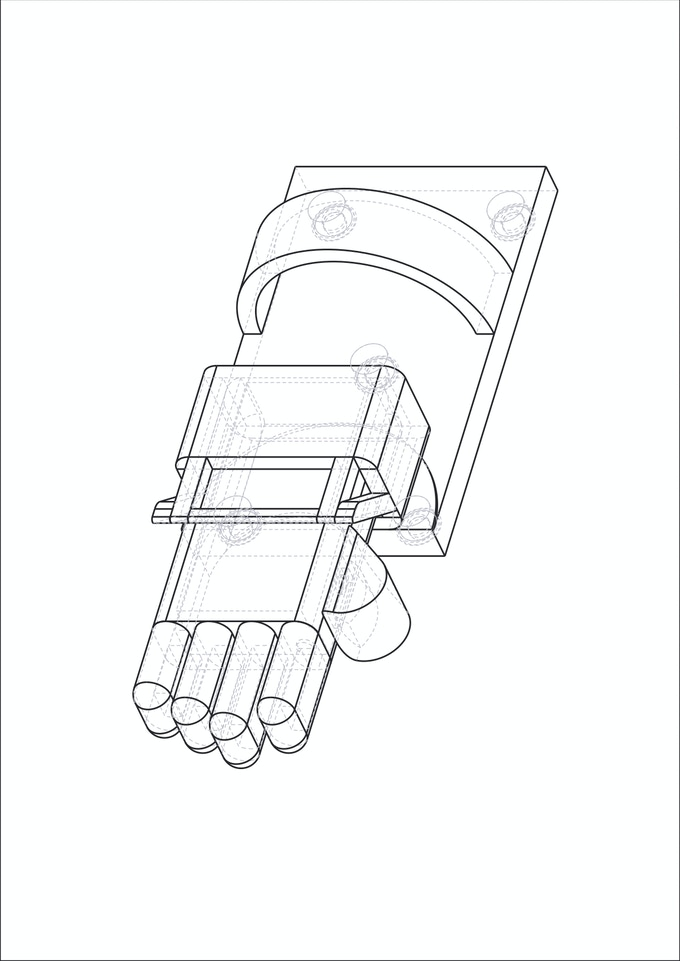 Illustration used in patent application