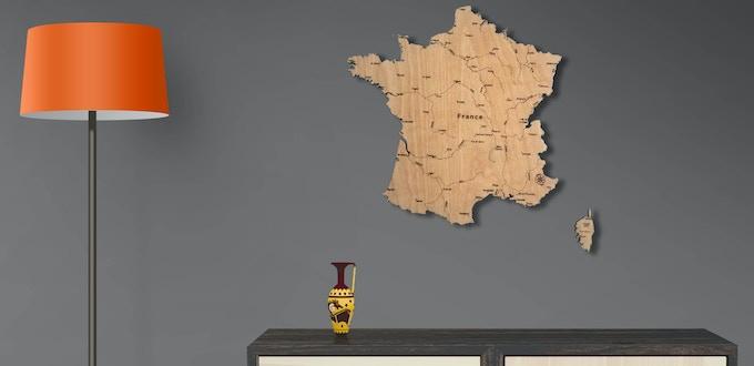 "France (18"" x 24"")"