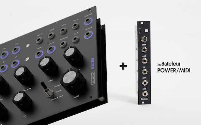 RAVEN + POWER/MIDI