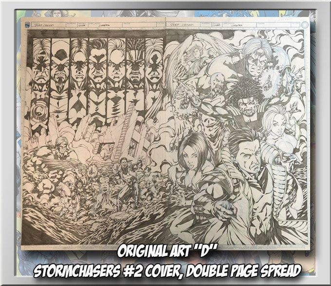 Stormchasers #2 cover