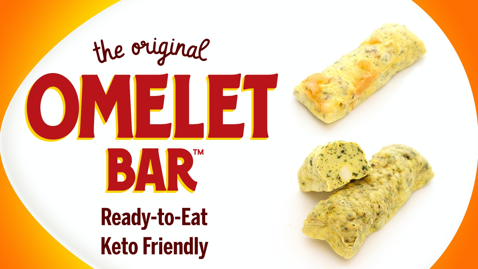 Anytime/Anywhere, KETO-Friendly, Clean-Label, Shelf-Stable, Delicious & Nutritious Breakfast Bars (Featuring 100% Pasture Raised Eggs!)