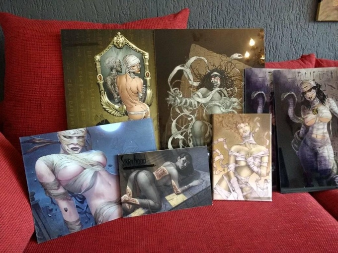 All remaining Hard Prints: metal, glass, wood and canvas!