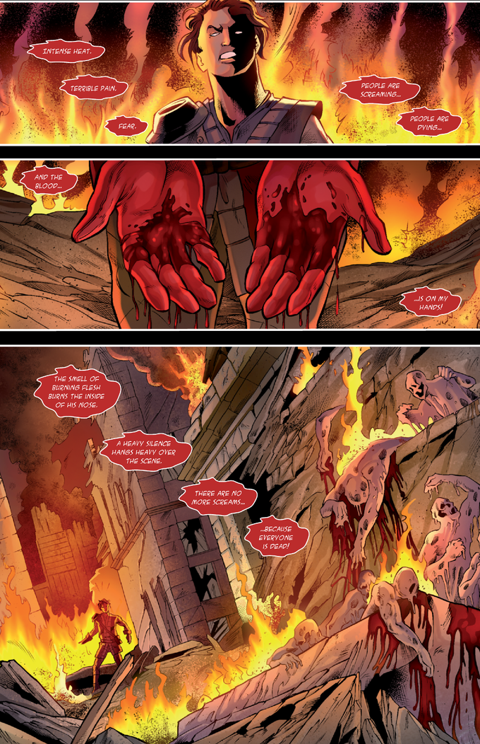 The Strange #1, Page 10