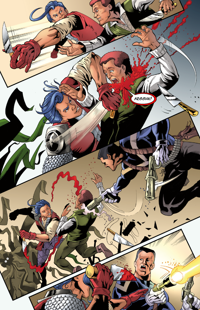 The Strange #3, Page 5
