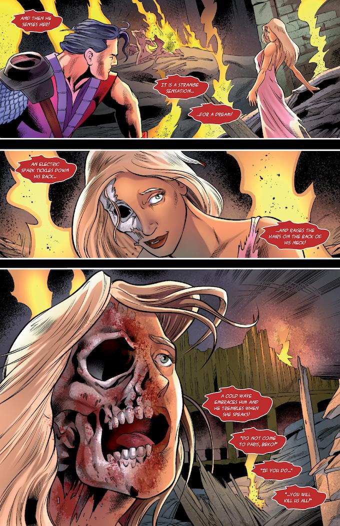 The Strange #1, page 11