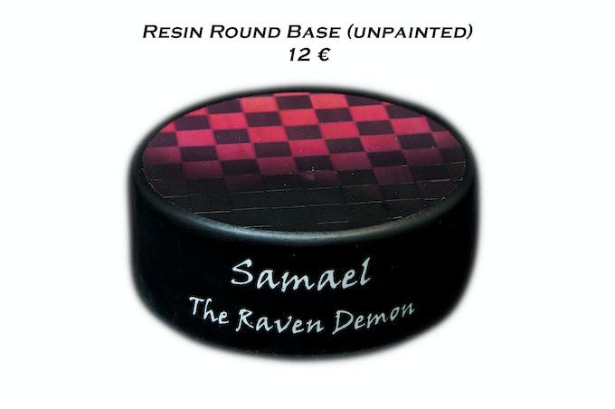 Samael, The Raven Demon - Dark Whisper, The Chronicles by Green Art