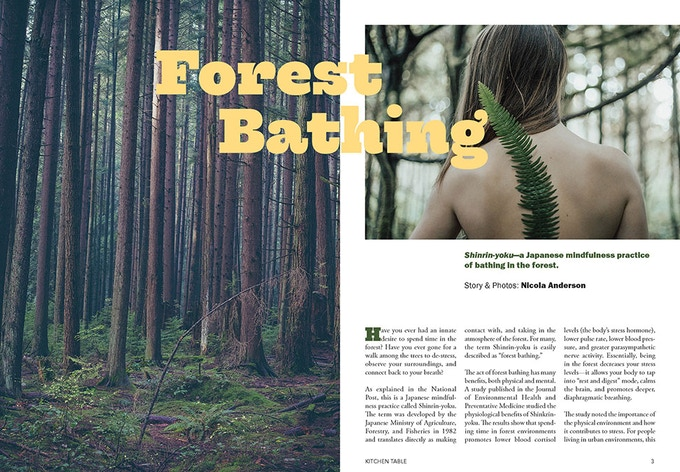 (Magazine spread: Nicola Anderson)