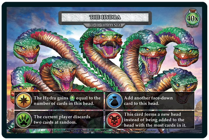 Hero Realms, a Deckbuilding Adventure Card Game by Robert
