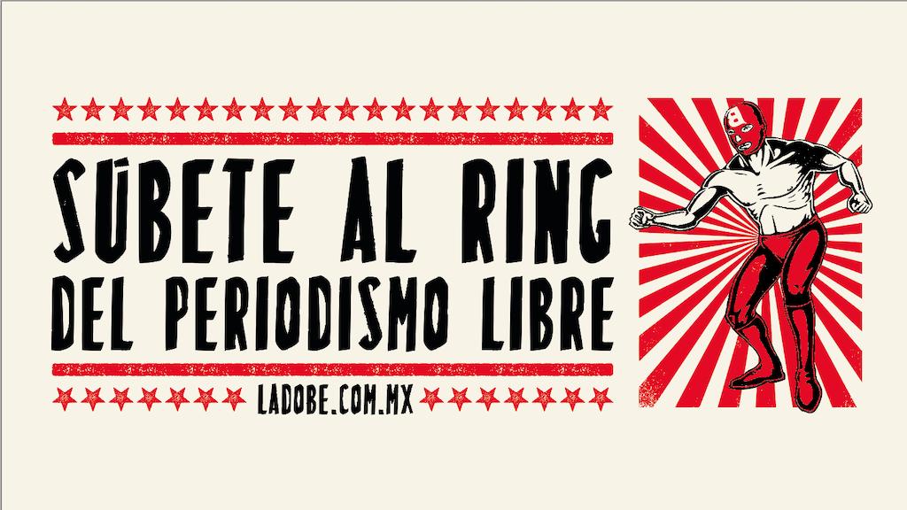 Súbete al ring del periodismo libre project video thumbnail