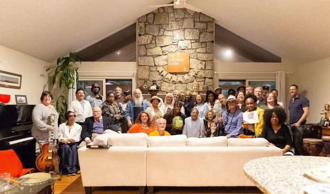 The Coltrane Home Volunteers