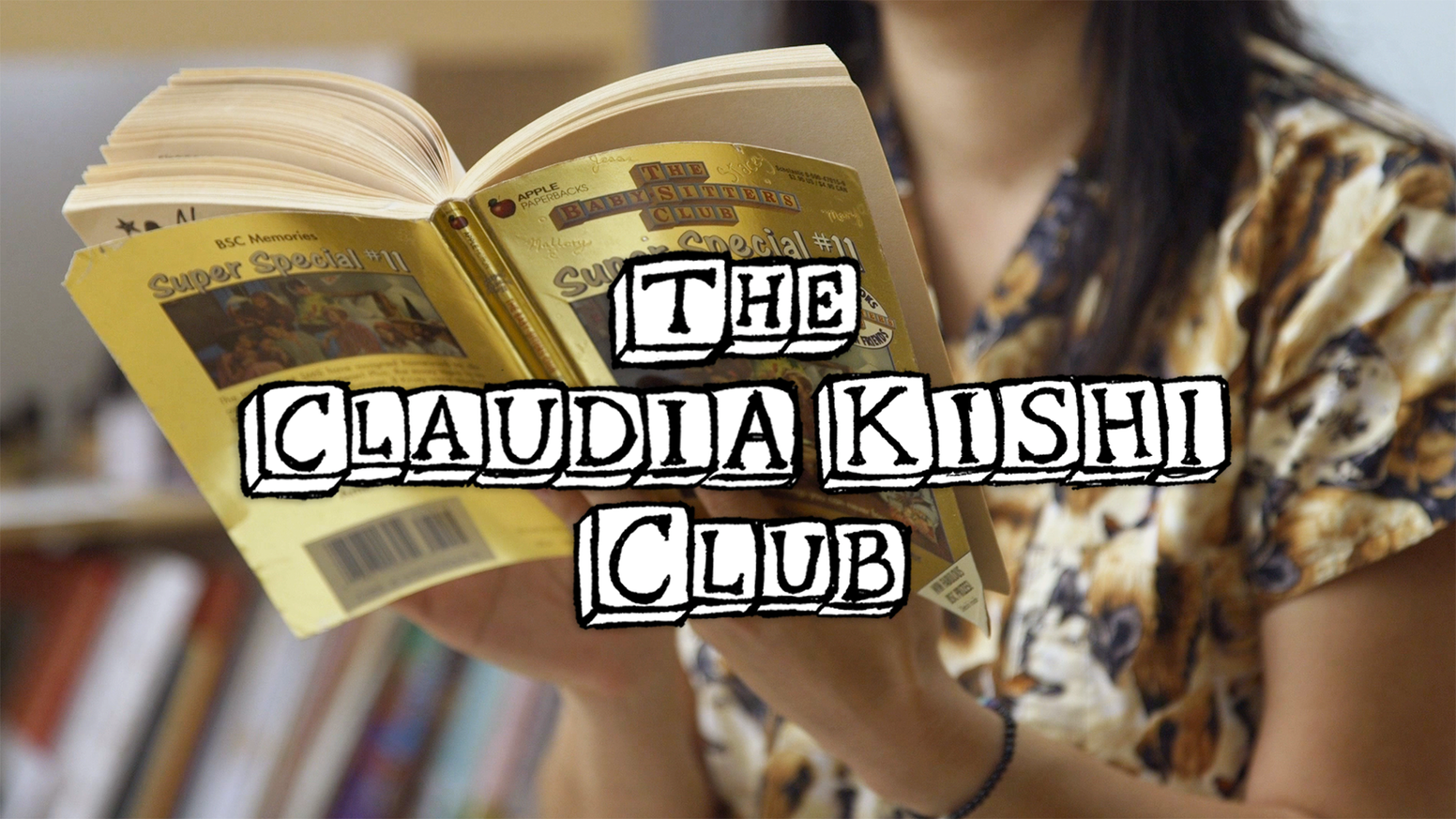 A love letter to Claudia Kishi, the iconic character who inspired a generation of Asian American women and creators of color.