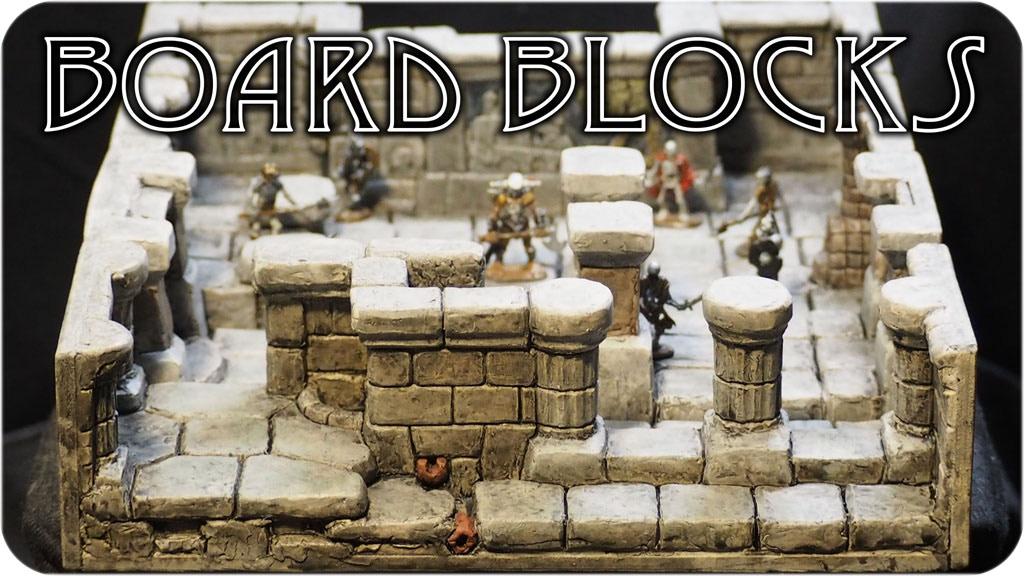 Project image for Housecarl: Board Blocks