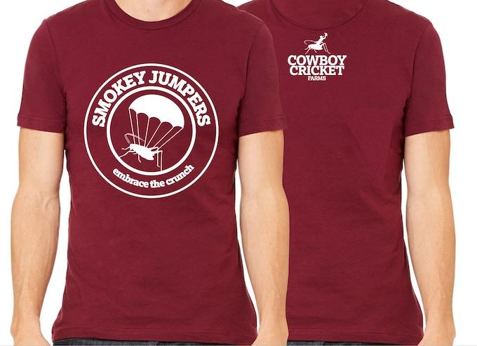 New Smokey Jumper Shirt!