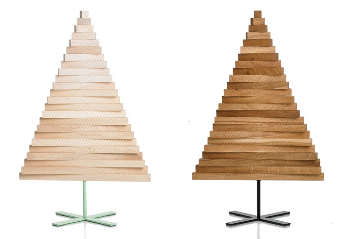 Yelka The Minimalist Wooden Christmas Tree By Hello Yellow House