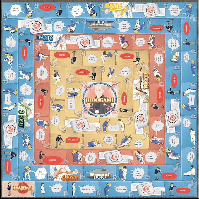 48 x 48 cm board
