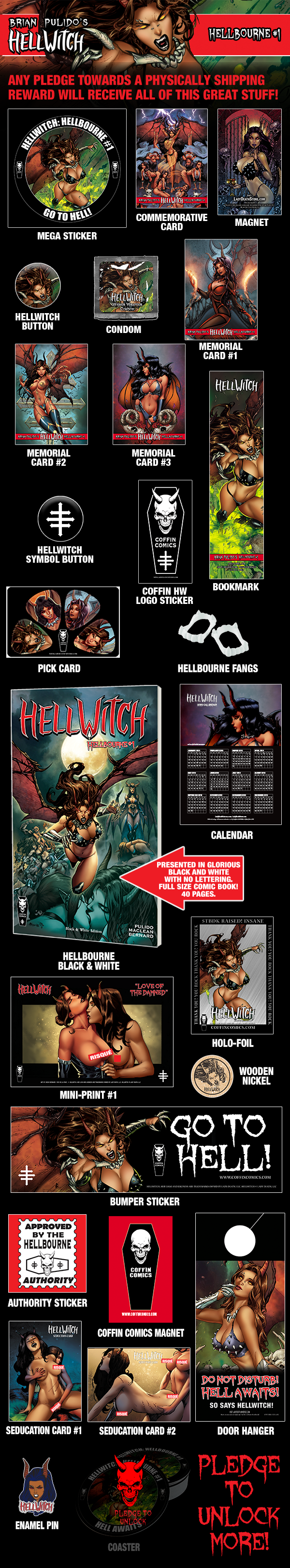 All stretch goal incentives unlocked to $150,000!