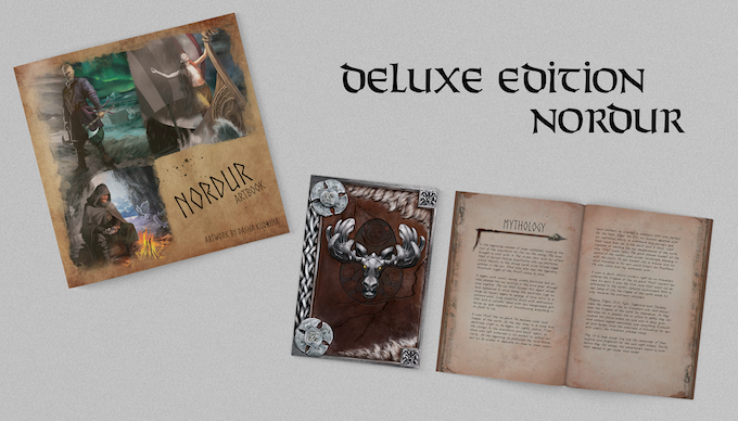ADDITIONS FOR KS DELUXE EDITION NORDUR