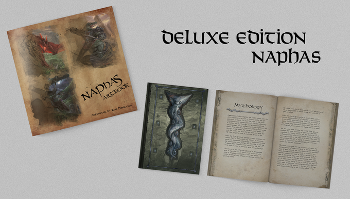 ADDITIONS FOR KS DELUXE EDITION NAPHAS