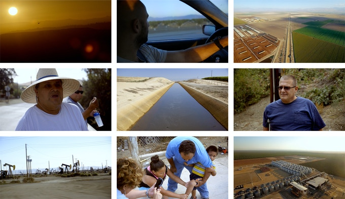 Frame grabs from Pistachio Wars
